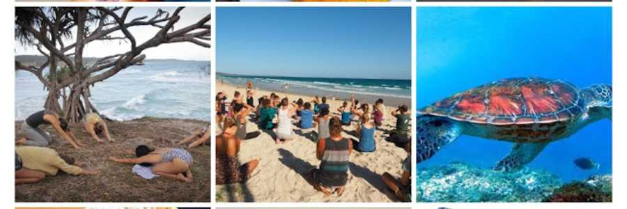 Samadhi Eco Yoga Retreat - Stradbroke Island,Point Lookout