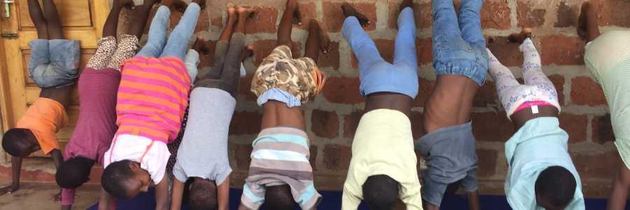 Kids Yoga Teacher Training - Fun with a Twist,Rozelle