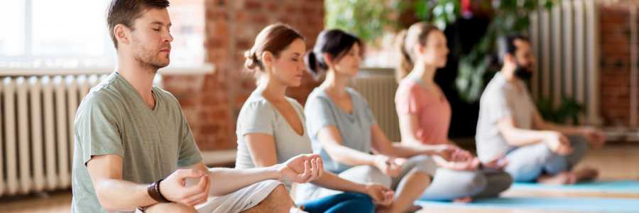 Introduction to Meditation: 4 Week Course,Bedfordale