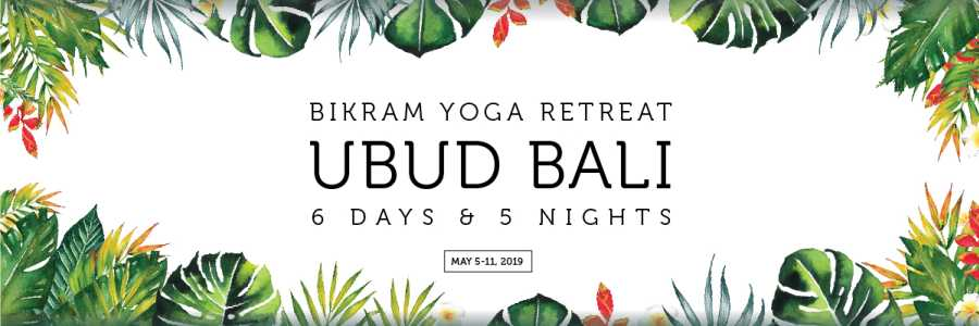Bikram Yoga Retreat Ubud Bali ,Ubud