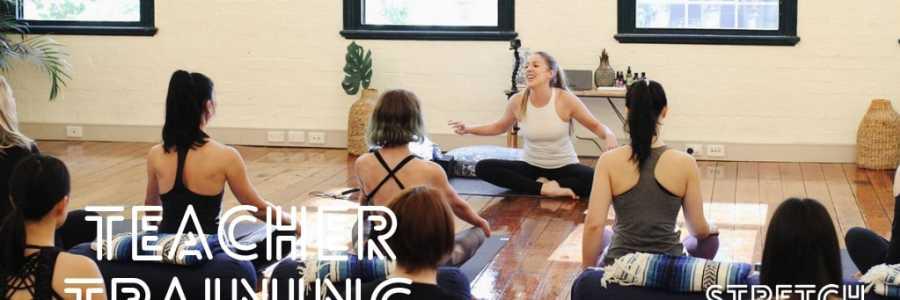 Stretch Yoga Free Teacher Training Information Session,Brisbane City