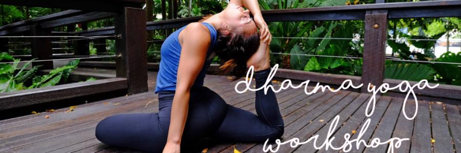 Dharma Yoga Workshop,Holland Park West