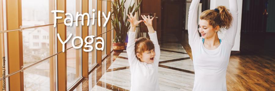 Family Yoga Workshop,Dingley Village