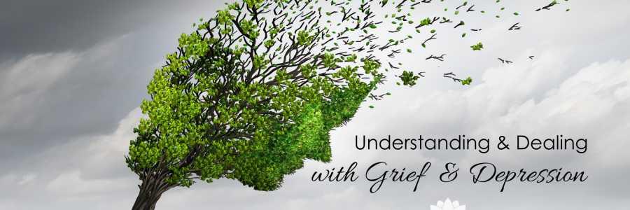 Understanding & Dealing with: Grief & Depression,Bedfordale