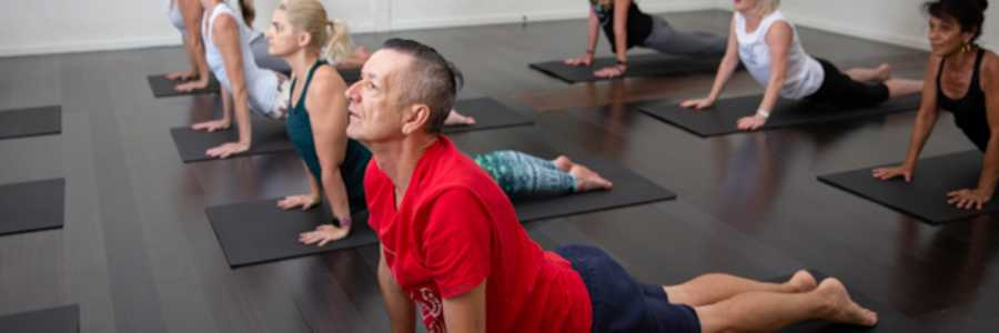 3 Day Beginner's Yoga Course,East Brisbane