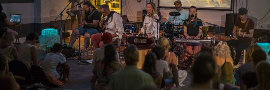 Kirtan & Meditation at The Mantra Room,Burleigh Heads