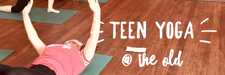 Yoga for Teens,Wollongong