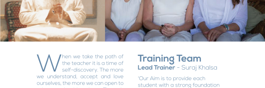 Level One Kundalini Yoga Teacher Training Program 2019/20 NZ,Queenstown