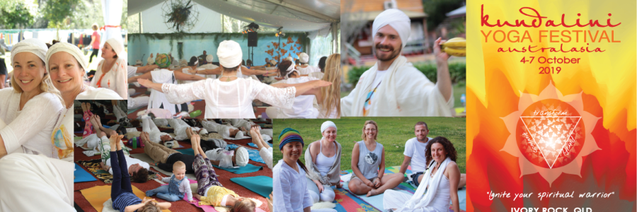 Kundalini Yoga Festival Australiasia 2019,Peak Crossing