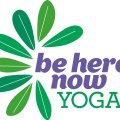 Be Here Now Yoga / Elisabeth (Liz) Ferguson logo