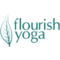 Flourish Yoga Studio logo