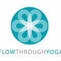 Flow Through Yoga logo