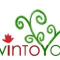 Grow Into Yoga logo