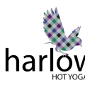 Harlow Hot Yoga logo