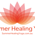 Summer Healing Yoga Glen Waverley logo