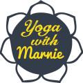 Yoga with Marnie logo