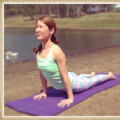 Feel Good Yoga with Karen logo