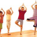 Children's Movement and Mindfulness Class
