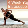 4 Week Yoga Introduction