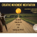 Full Moon Movement meditation with Jani Pride