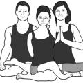 Vim's yoga classes @ Lotus Health