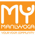 Manly Yoga and Meditation logo