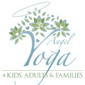Angel Yoga (4 kids & families) TEACHER TRAINING logo
