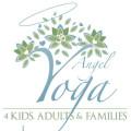 Angel Yoga (4 kids & families) TEACHER TRAINING logo