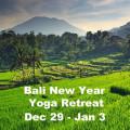 New Years Eve Yoga Retreat Bali - 2017