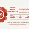 Modo Yoga 30 Day Challenge