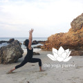 The Yoga Parent logo
