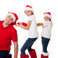 Family Yoga Christmas Event