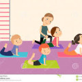 Angel Yoga (4 kids & families) Teacher Training  - Level 1 - 6
