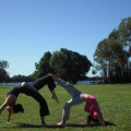 Family Acroyoga (Parents & Kids 8-13yrs)