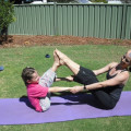 Family Acroyoga (parents & kids 5-8yrs)