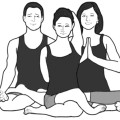 Vim's yoga classes @ Lotus Health