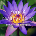Yoga 4 Healthy Ageing logo