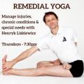 Remedial Yoga with Henryk Liskiewicz