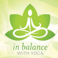 In Balance With Yoga logo