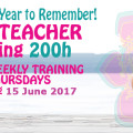 5 Month 200hrs Level 1 Yoga Teacher Training