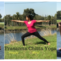 Prasanna Chitta Yoga logo