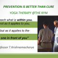 Yoga Therapy Taster
