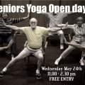Seniors Yoga and Health Open day