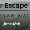 Winter Recharge Yoga Kula Awaba Retreat