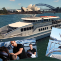 Yoga and Massage Harbour Cruise Experience