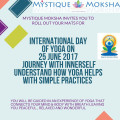 Journey with Innerself - International Yoga Day