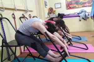 Iyengar Yoga Workshop In Rishikesh India