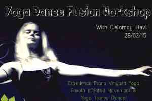 Yoga Dance Fusion Flow
