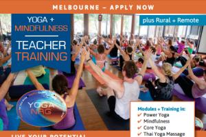 Level 1 Yoga Teacher Training - Essendon