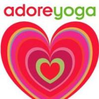 Adore Yoga logo